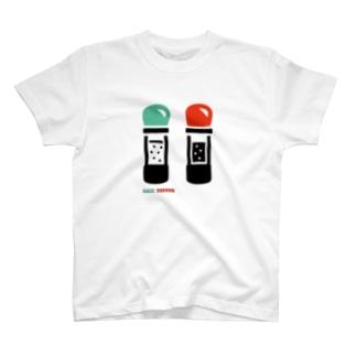 Salt&Pepper Tシャツ T-shirts
