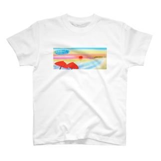 Echo Beach T-shirts