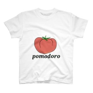 ポモドーロ T-shirts