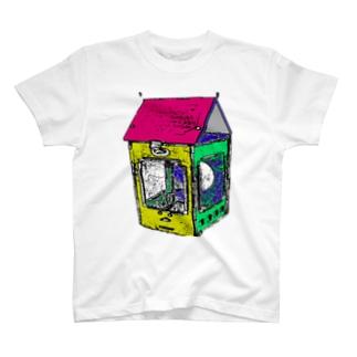 組み立てランタン T-shirts