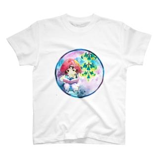 ひすいかずらんぷ T-shirts