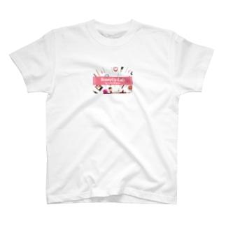 メイク T-shirts