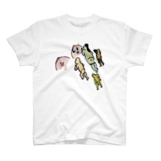 新生児微笑 T-shirts