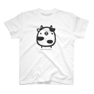 でかでかひよこうし T-shirts