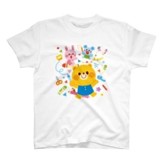 Illustrator イシグロフミカのお絵かき T-shirts