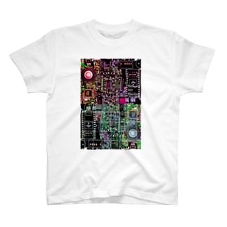 ロボ人間 T-shirts