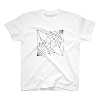 Origami 折り鶴 T-shirts