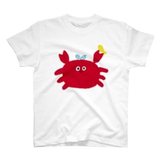 カニさん T-shirts