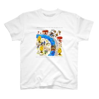 春夏秋冬「秋」 T-shirts