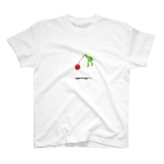 浮遊ラディッシュ T-shirts
