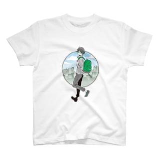 眼鏡男子 T-shirts