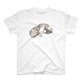 ごろごろねこ T-shirts