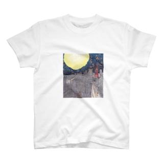 好きな人と見る東京 T-shirts