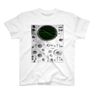 測定器 T-shirts