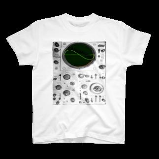 アズペイントの測定器 T-shirts