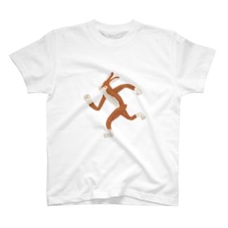 にげろ!(文字なし) T-shirts