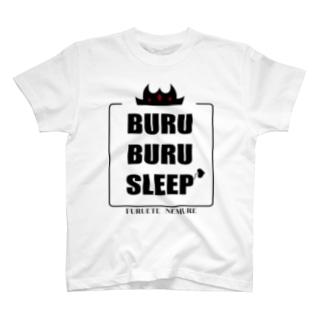 BURU BURU SLEEP T-shirts