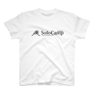 日本単独野営協会オリジナルTシャツ(淡色) T-shirts