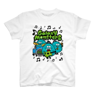 Galaxy Monsters T-shirts