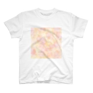 水彩だいだい T-shirts