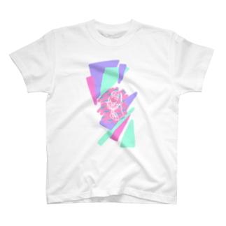 隣のあの娘 T-shirts