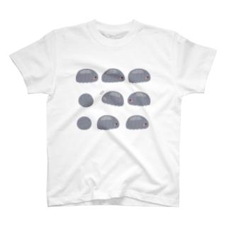 だんごむし T-shirts