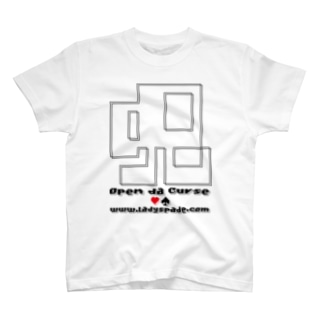 OPEN DA CURSE (thru) T-shirts