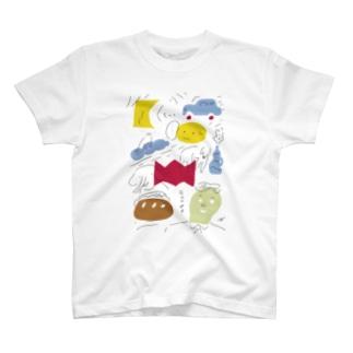 手遊び T-shirts