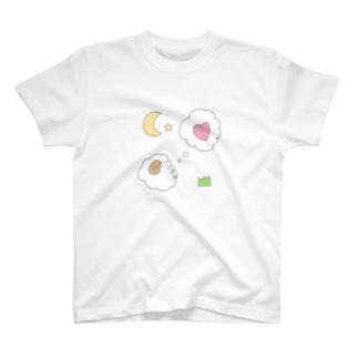 ねむねむひつじさん T-shirts