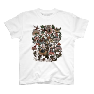 floral alchemy T-shirts
