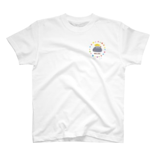 Roly-poly ワンポイント T-shirts