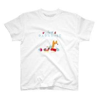Joy of Paradise T-shirts