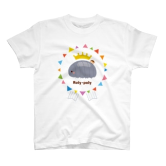Illustrator イシグロフミカのRoly-poly T-shirts