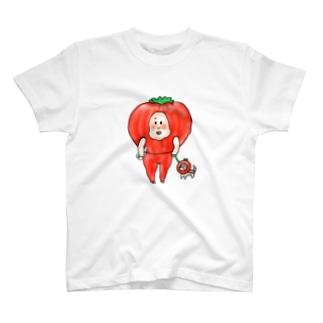 もちもちトマト🍅 T-shirts