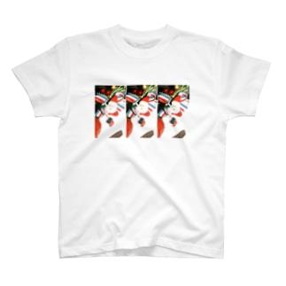 サンタメレンゲドール T-shirts