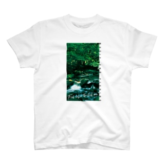 Fishing Spot T shirts Trout T-shirts