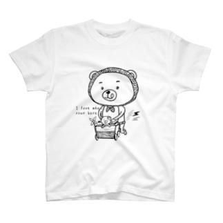 ちびっくま T-shirts