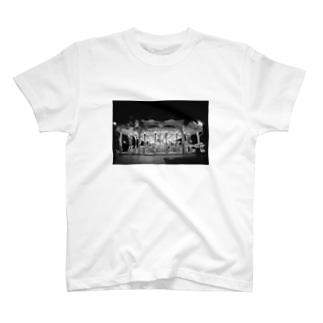 『魔法が解けた』Tシャツ T-shirts