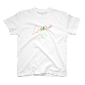 ルーズソックスなのにTシャツ T-shirts