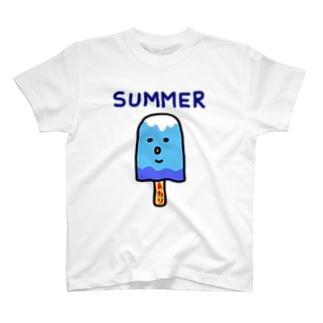 アイスちゃん T-shirts