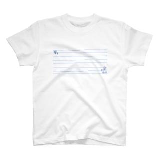 マリン ストライプ T-shirts
