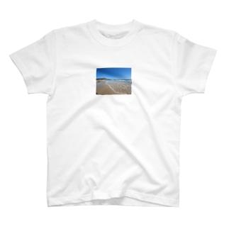 砂浜 T-shirts