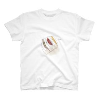 サンドイッチのあいだ T-shirts