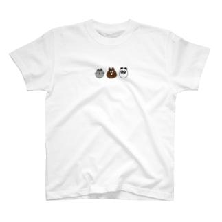 あにまるず T-shirts