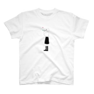 kfkxの浮き球 T-shirts