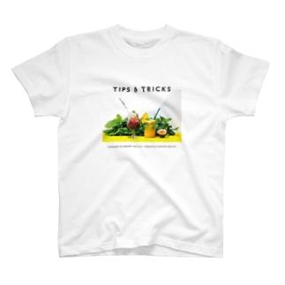 2種のモヒート T-shirts
