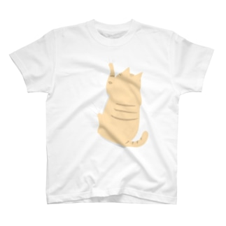 のぼりねこ T-shirts