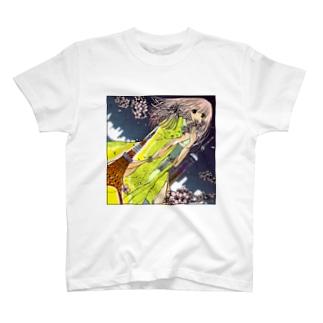 桜田さんと東京タワー Tシャツ