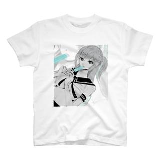 ICE POP アイスバー エロポップ T-shirts