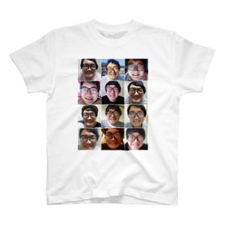 フルスマイルやっぴー T-shirts